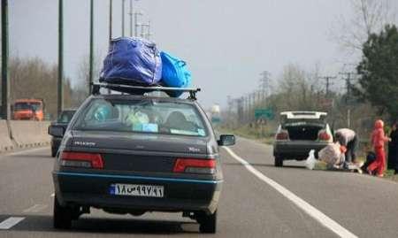 آمادگی مازندران برای استقبال از مسافران نوروزی