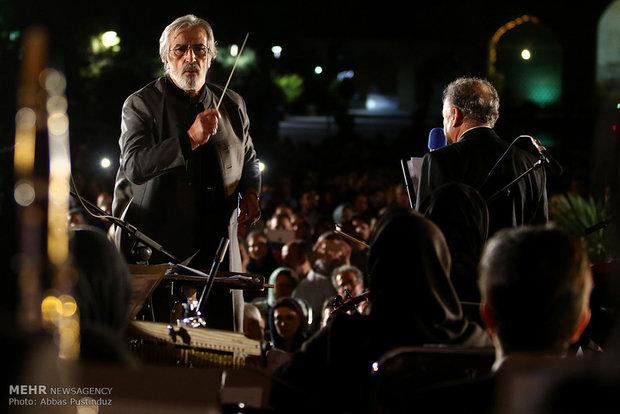 ارکستر ملی ایران در مازندران می نوازد