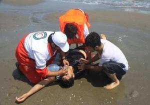 ۲۵۹۹ عملیات امداد و نجات ساحلی در مازندران انجام شد