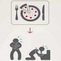 ۱۰ نشانه مسمومیت غذایی