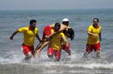 ۲۷ نجات یافته در دریای مازندران