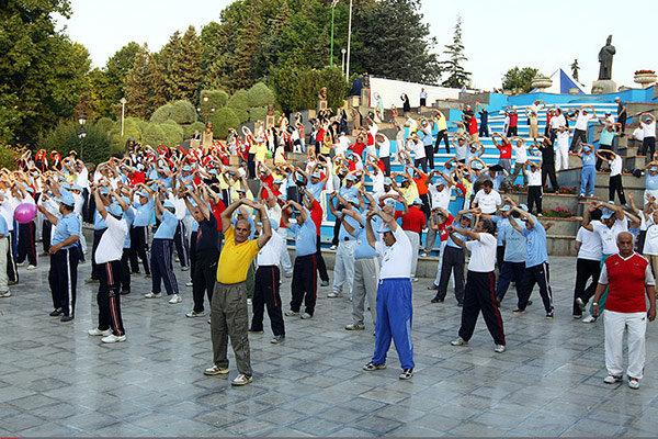 فعالیت ۱۵۶ هزار ورزشکار سازمان یافته در مازندران