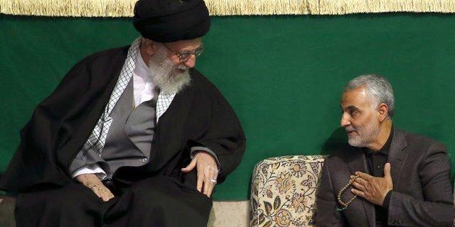 رهبر انقلاب درگذشت پدر سردار سلیمانی را تسلیت گفتند