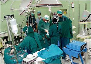 نخستین عمل جراحی تعویض کامل مفصل شانه در مازندران