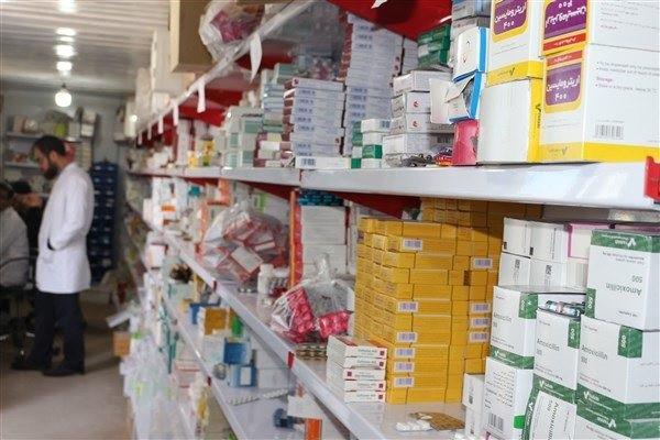 وضعیت دارویی کشور نگران کننده نیست