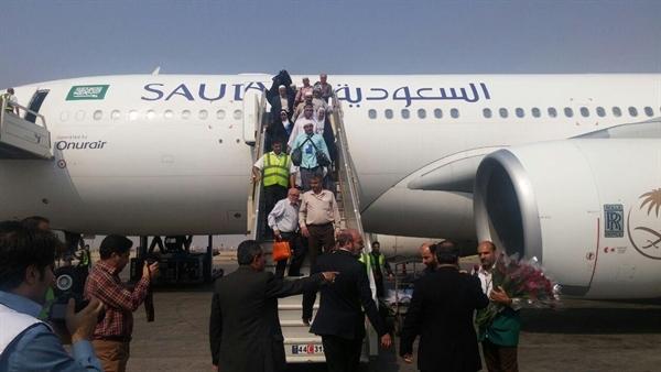 اتمام بازگشت حجاج ایرانی با انجام ۳۱۶ پرواز در ۱۹ فرودگاه کشور