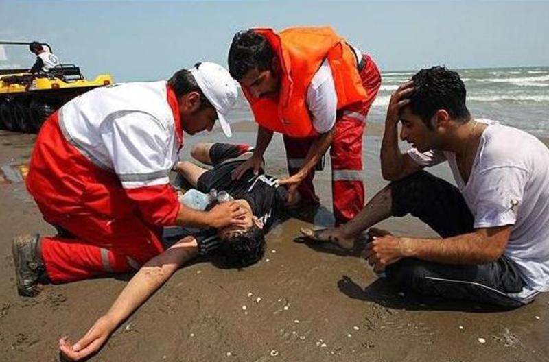 ۸۰درصد غرق شدگان در مازندران، در سواحل خصوصی و غیر قابل پوشش