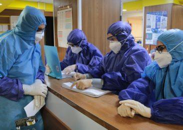 روند چشمگیر کاهشی پیک پنجم کرونا در مازندران